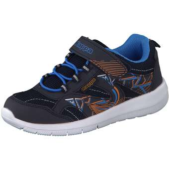 Kappa Cosmic K Junior Sneaker navy