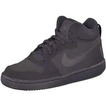 Nike Sportswear Court Borough Mid BG schwarz