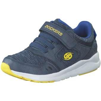 - Dockers Kletter Jungen blau - Onlineshop Schuhcenter