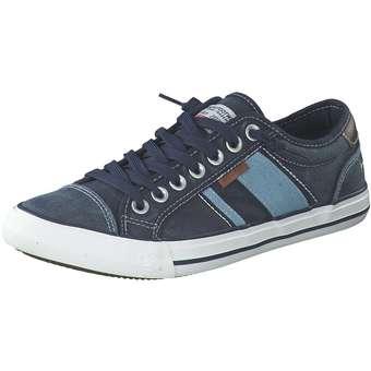 Dockers Leinen Sneaker Herren blau