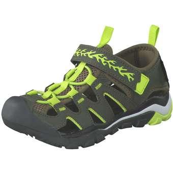 - Dockers Sandale Jungen grün - Onlineshop Schuhcenter
