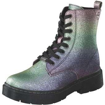 - Dockers Schnür Boots Mädchen bunt - Onlineshop Schuhcenter