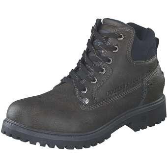 Dockers Schnür Boots Herren grau | Schuhe > Boots > Schnürboots | Dockers