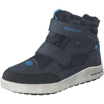 - Dockers Sneaker High Jungen blau - Onlineshop Schuhcenter