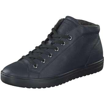 Ecco F Wintersneaker Damen blau