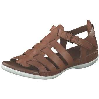 Ecco Flash Sandale braun