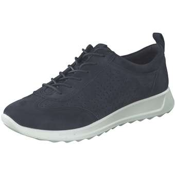 Ecco Flexure Runner W blau