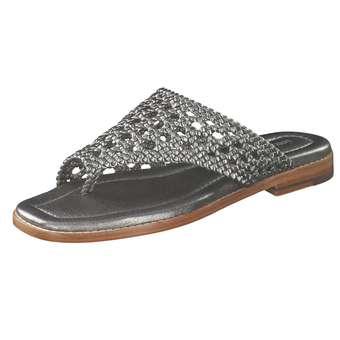 Melvin & Hamilton Elodie 16 Zehentrenner Damen silber   Schuhe > Sandalen & Zehentrenner > Zehentrenner   melvin & hamilton