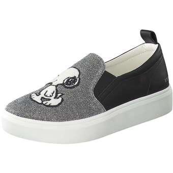 Esprit Slip On-Sneaker silber