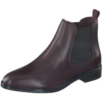 Stiefel für Frauen - Fantasy Chelsea Boots Damen rot  - Onlineshop Schuhcenter