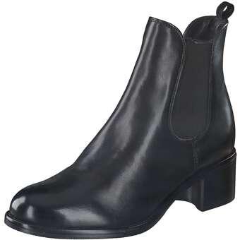 Stiefel für Frauen - Fantasy Chelsea Boots Damen schwarz  - Onlineshop Schuhcenter
