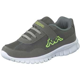 Follow K Sneaker Mädchen|Jungen grau