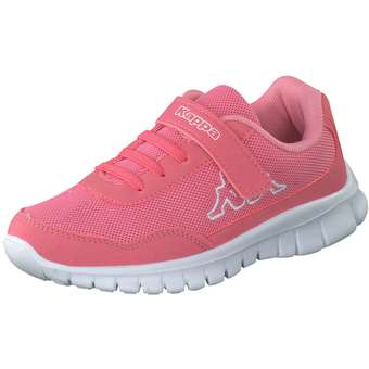 Follow K Sneaker Mädchen pink