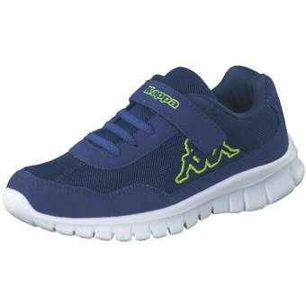 Follow K Sneaker Mädchen|Jungen blau