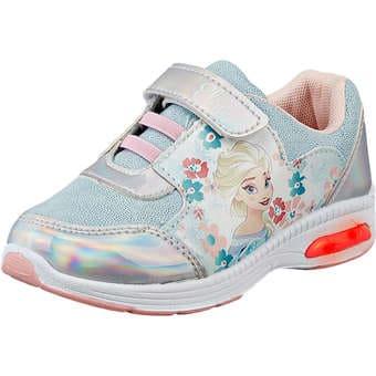 Minigirlschuhe - Frozen Sneaker Mädchen silber - Onlineshop Schuhcenter