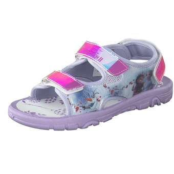 Minigirlschuhe - Frozen Trekkingsandale Mädchen lila - Onlineshop Schuhcenter