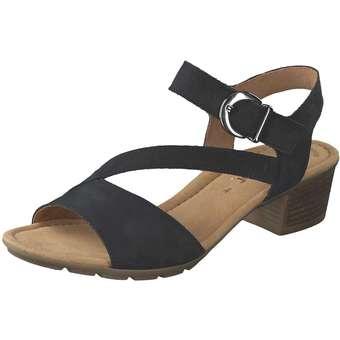 Sandalen für Frauen - Gabor Sandale Damen blau  - Onlineshop Schuhcenter