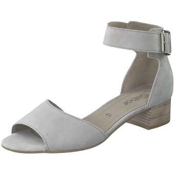 Gabor Sandale Damen grau