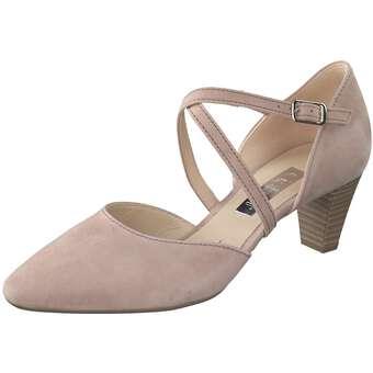 Gabor Spangenpumps Damen rosa | Schuhe > Pumps > Spangenpumps | Gabor