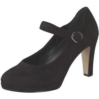 Gabor Spangenpumps Damen schwarz | Schuhe > Pumps > Spangenpumps | Gabor