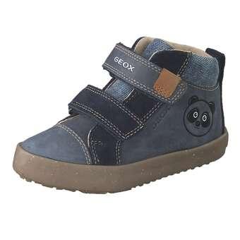 - Geox B Kilwi Lauflern Kletter WWF Jungen blau - Onlineshop Schuhcenter