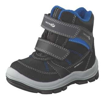 - Geox B Trivor Boy B WPF Boots Jungen schwarz - Onlineshop Schuhcenter