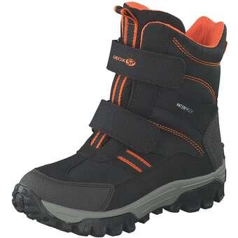 - Geox Himalaya Boy Boots Jungen schwarz - Onlineshop Schuhcenter