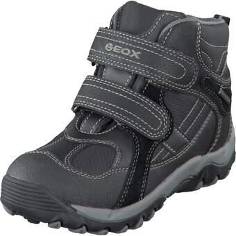 Geox J Alaska B Boy ABX black