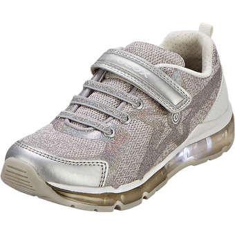 J ANDROID G Sneaker Mädchen silber