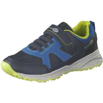 J Bernie Boy Klett Sneaker Jungen blau