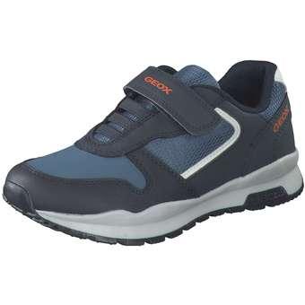 Geox J Cordam B B Sneaker blau
