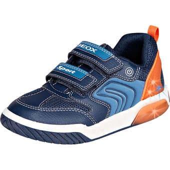 - Geox J Inek Boy Halbschuh Jungen blau - Onlineshop Schuhcenter