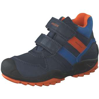 - Geox J New Sarage Boy Jungen blau - Onlineshop Schuhcenter