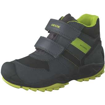 - Geox J New Sarage Boy Jungen grau - Onlineshop Schuhcenter