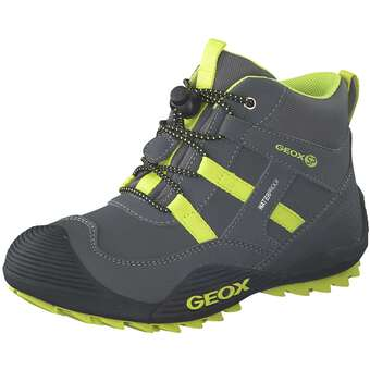 - Geox Jr. Atreus Boy WPF Jungen grau - Onlineshop Schuhcenter