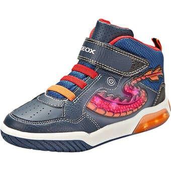 Jr Inek Boy Sneaker High Jungen blau