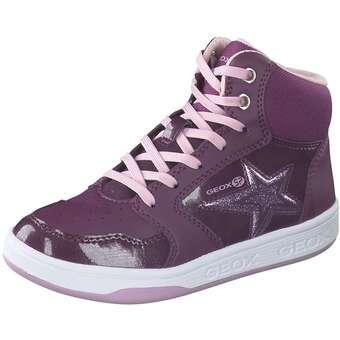 Jr Maltin High Sneaker Mädchen lila