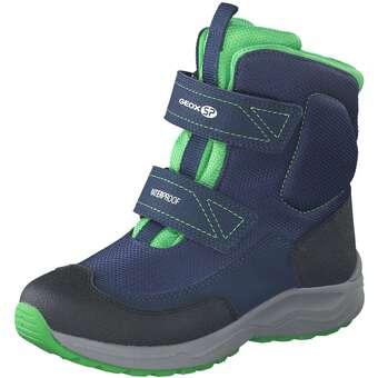 Geox JR New Alaska Boy Klett Boot