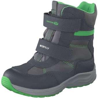 - Geox Jr. New Alaska Boy WPF Jungen blau - Onlineshop Schuhcenter