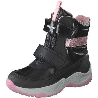 - Geox Jr Sentiero Boot Mädchen schwarz - Onlineshop Schuhcenter