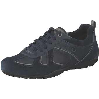 Uomo Ravex Sneaker Herren blau