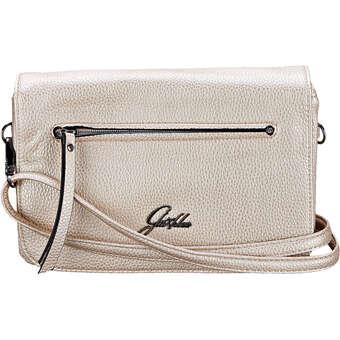 Clutches für Frauen - Glüxklee Clutch Damen gold  - Onlineshop Schuhcenter