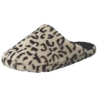 Hausschuhe - Esprit Hausschuhe Damen beige  - Onlineshop Schuhcenter