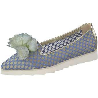 Hego's Slipper blau
