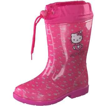 Minigirlschuhe - Hello Kitty Gummistiefel Mädchen pink - Onlineshop Schuhcenter