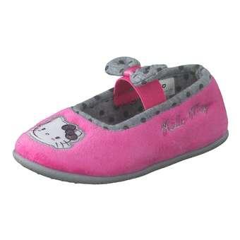 Minigirlschuhe - Hello Kitty Hausschuhe Mädchen rosa - Onlineshop Schuhcenter