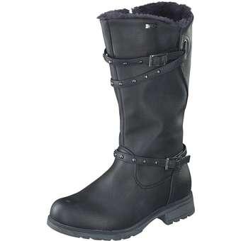 - Indigo Langschaftstiefel Mädchen blau - Onlineshop Schuhcenter