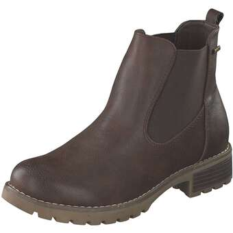 Inspired Shoes Chelsea Boot Damen braun |