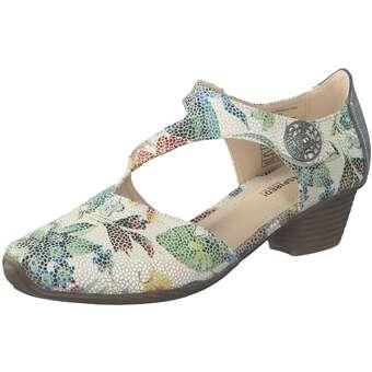 Inspired Shoes Spangenpumps Damen bunt