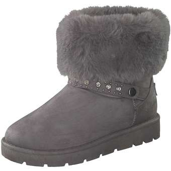 Inspired Shoes Winter Boots Damen grau | Schuhe > Boots > Winterboots | Inspired Shoes